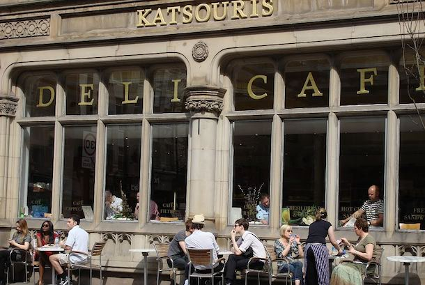 Budget Bites: Places To Grab Lunch You Can Afford Every Day I Love Manchester