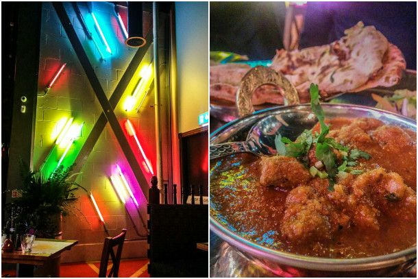 REVIEW   Indian Tiffin Room - Out-of-this-World Bhel Puri I Love Manchester