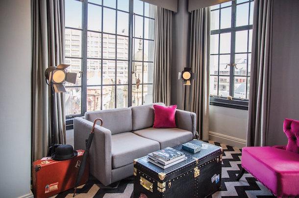 Hotel Gotham Interior