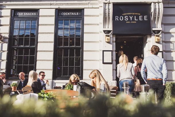 Rosylee Outside