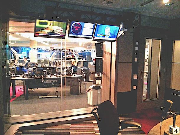 Clint Boon BBC Radio Manchester 1