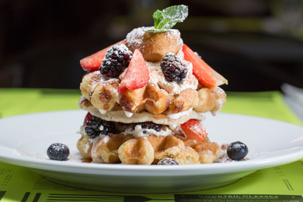 Urban Cookhouse Scooby Stacks