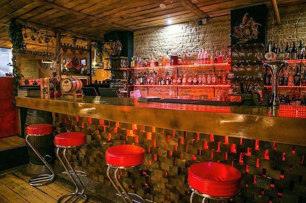 Baltic Cellar Bar Grill Manchester Bar