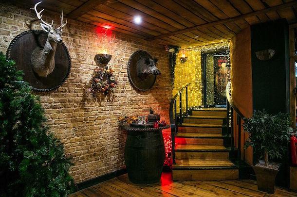 Baltic Cellar Bar Grill Manchester Interior2