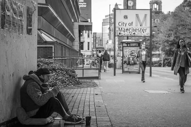 Lifeshare: a charity on the frontline of the Manchester homelessness epidemic I Love Manchester