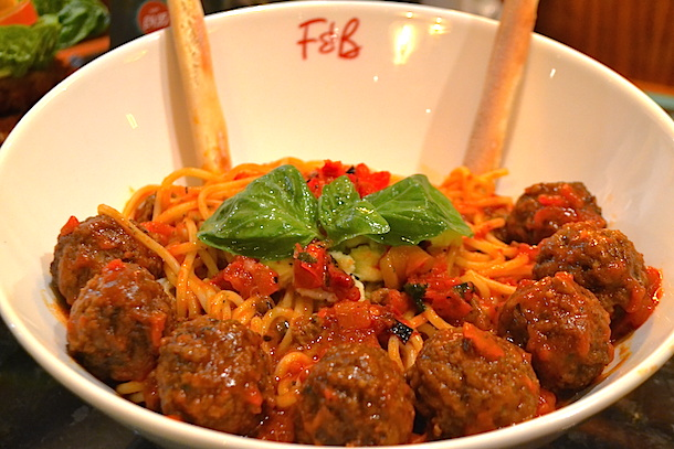 Frankie & Benny's brings Italian food, cooked the New York way to The Printworks I Love Manchester