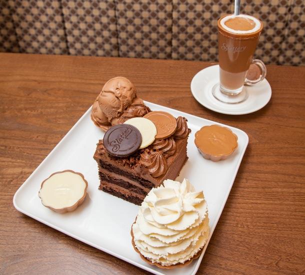 Slattery Chocolate Challenge