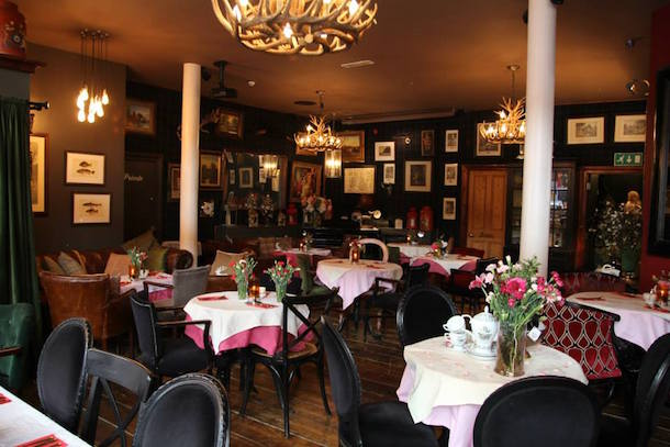 Five out of the ordinary places to eat in Manchester I Love Manchester