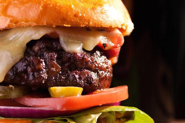 Malmaison Manchester Smoak Grill Burger