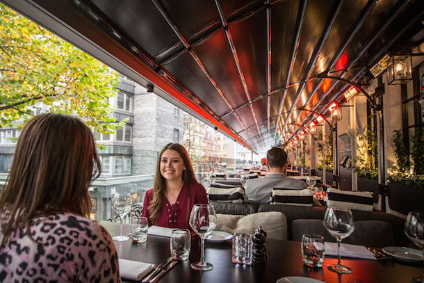 40 places to eat & drink alfresco in the Manchester sunshine I Love Manchester
