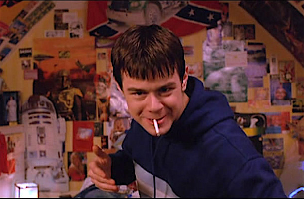 Danny Dyer As Moff In Human Traffic 1999