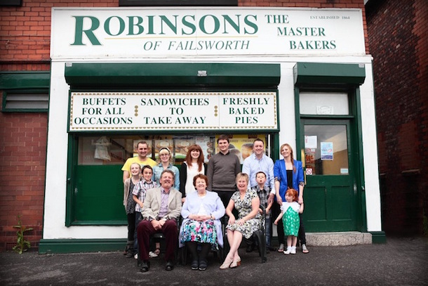 Robinsons Family