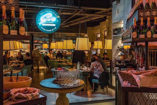 Gino Dacampo My Restaurant