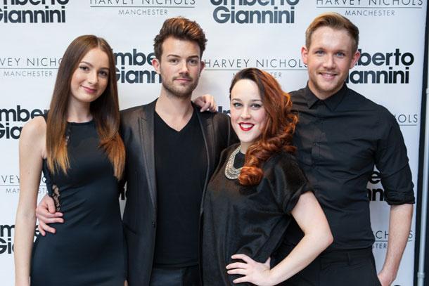 Umberto Giannini Salon Launch At Harvey Nichols I Love Manchester