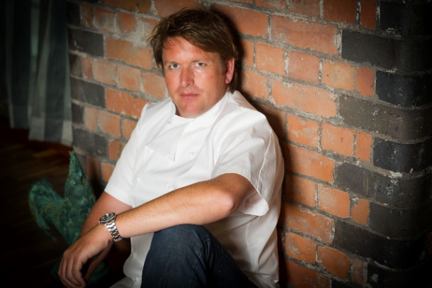 Let's go al fresco; James Martin on Restaurant Wars, and Monster Munch burgers I Love Manchester