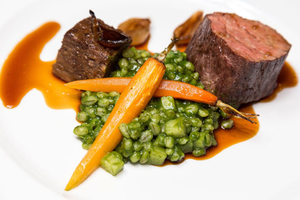 Jamesmartinchef MANCH235TER Fillet