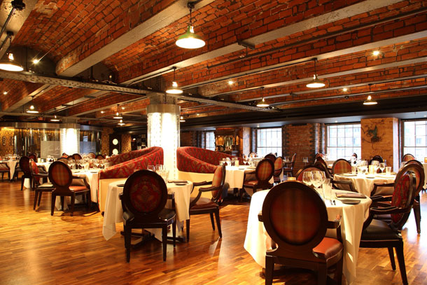 Jamesmartinchef MANCH235TER Restaurant Interior