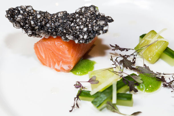 Jamesmartinchef MANCH235TER Salmon