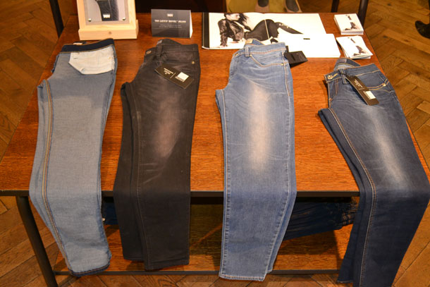 Levi's® Revel - a New Revolution in Shaping Jeans I Love Manchester