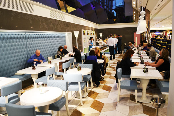 Farmacia Del Dolce - San Carlo's 2nd Dining Concept At Selfridges I Love Manchester