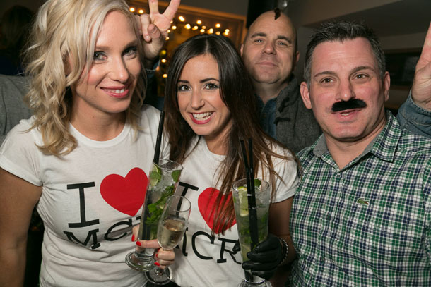 One Year On For The Liquor Store Which Celebrates Its 1st B'day In Style I Love Manchester