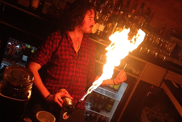 1Stbirthday Liquorstore Fire