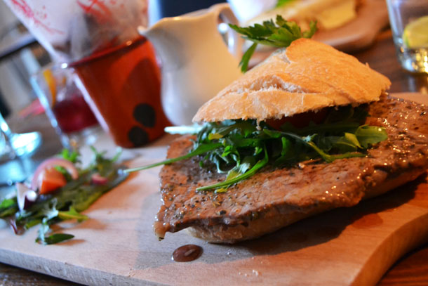 Montpelliers NQ Steak
