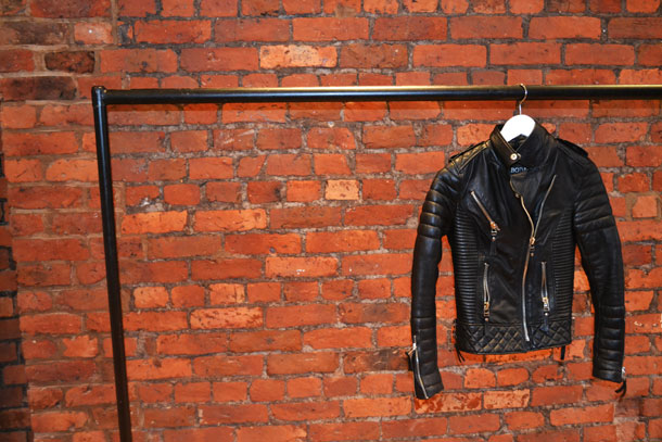 Boda Skins - Leather To Love Forever I Love Manchester