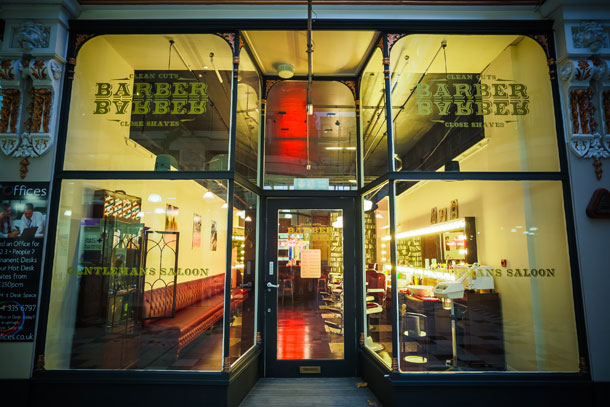 Barberbarber Bartonarcade Shop