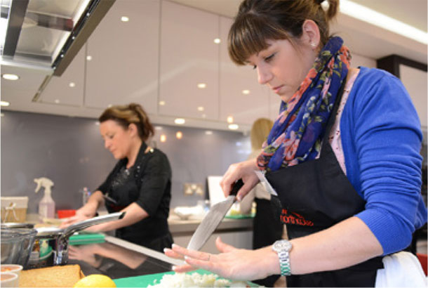 Northcote Cookery School 02