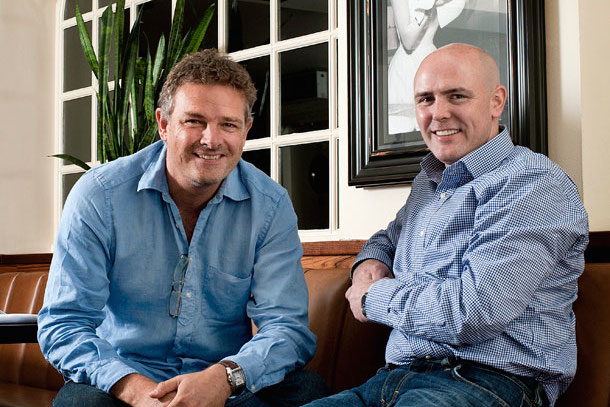 Living Ventures Tim Bacon And Aiden Byrne