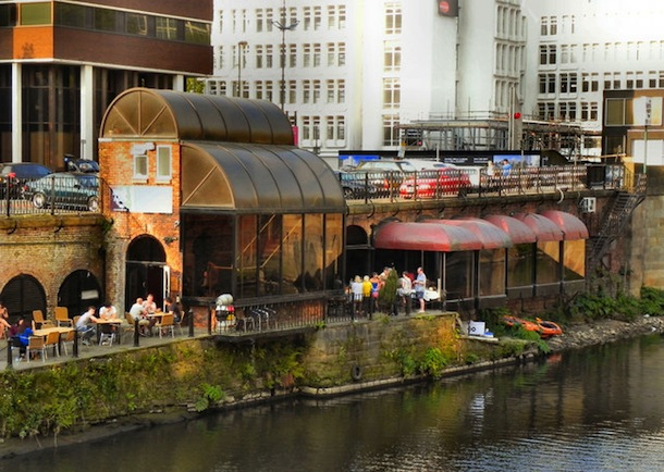 The Mark Addy Manchester