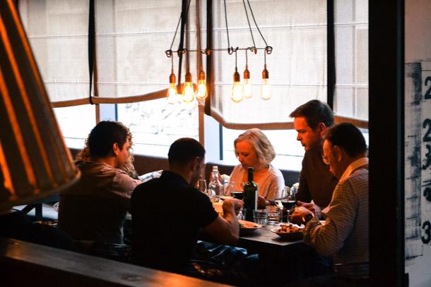 Artisan Makes Room for its New Menu + Bar I Love Manchester
