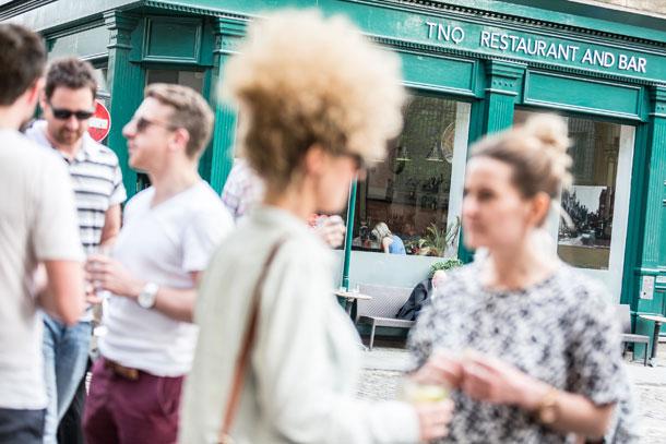 It's A Rum Do - TNQ Restaurant & Bar Terrace Launch I Love Manchester