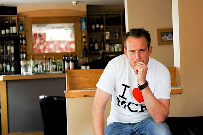 Interview with Manchester 'Chef of the Year' Mike Jennings I Love Manchester