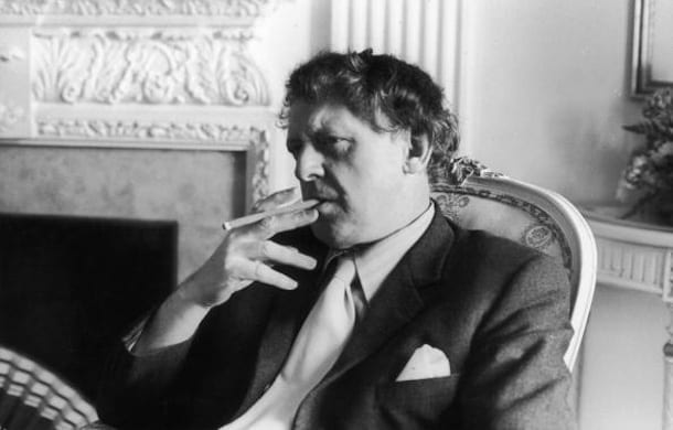 Anthony Burgess - Manchester's Neglected Hero? I Love Manchester