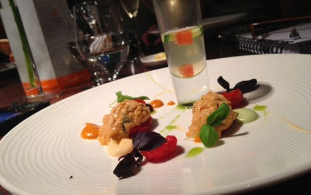 Michael Caines Restaurant at ABode Manchester Reviewed I Love Manchester