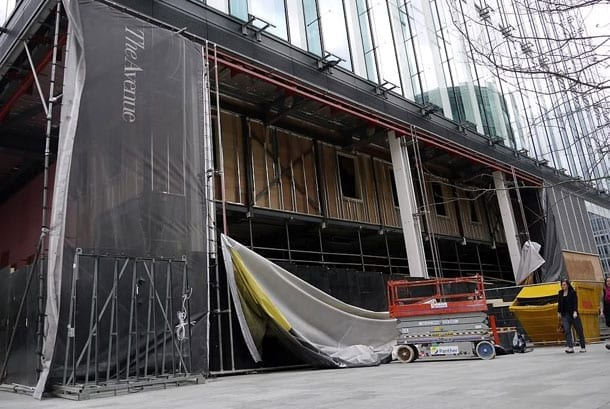 The Alchemist Spinningfields to Expand into All Saints Unit I Love Manchester