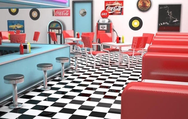 How to tell if an American diner is a proper American diner I Love Manchester