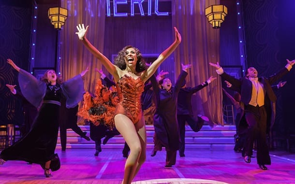 REVIEW: Anything Goes at Opera House, Manchester I Love Manchester