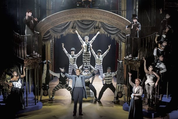 REVIEW: Barnum at The Lowry I Love Manchester