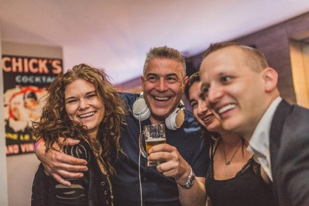 Didsbury dwellers go MAD for creative cocktails at Chalk Bar relaunch I Love Manchester