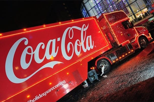 The Coca-Cola Christmas truck is coming to Manchester: when and where to find it I Love Manchester