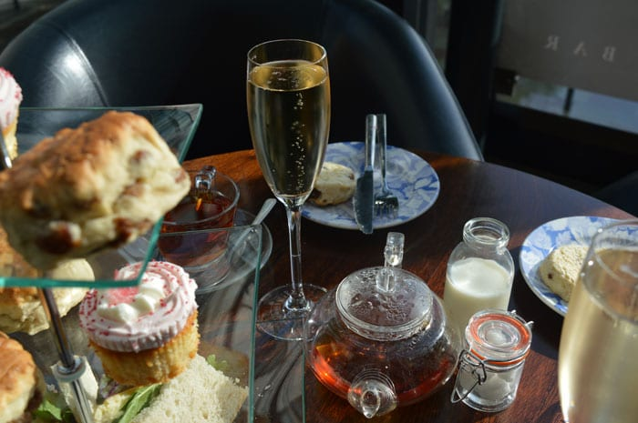 Delectable Champagne & High Tea at Épernay Manchester I Love Manchester