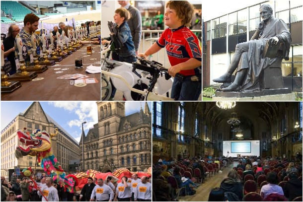 Eight Exciting Manchester Events to Look Forward to in 2016 I Love Manchester