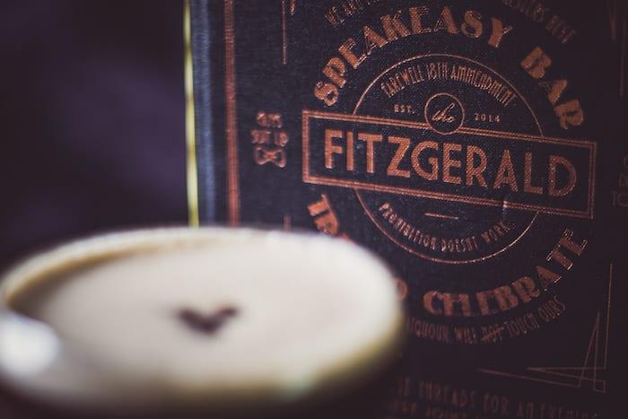 Fitzgerald martini