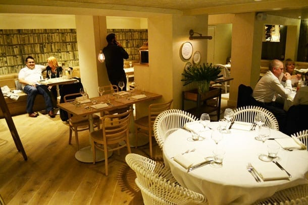 REVIEW: George's Dining Room and Bar, Worsley needs more teamwork I Love Manchester