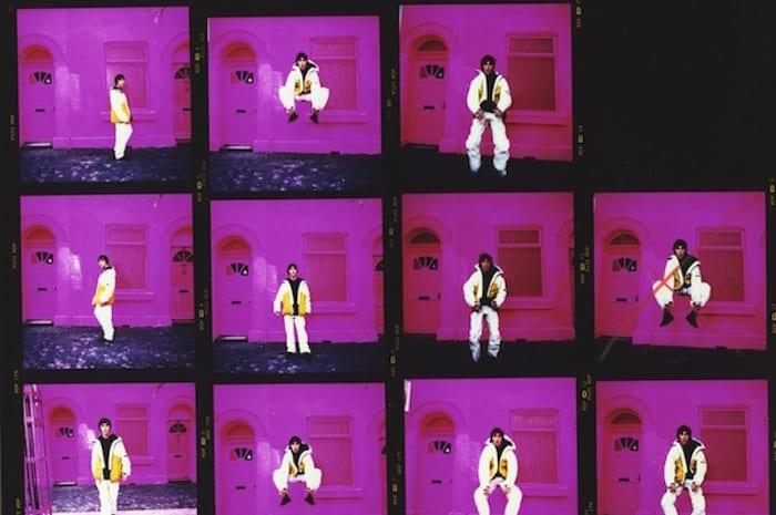 Ian Brown by Lawrence Watson
