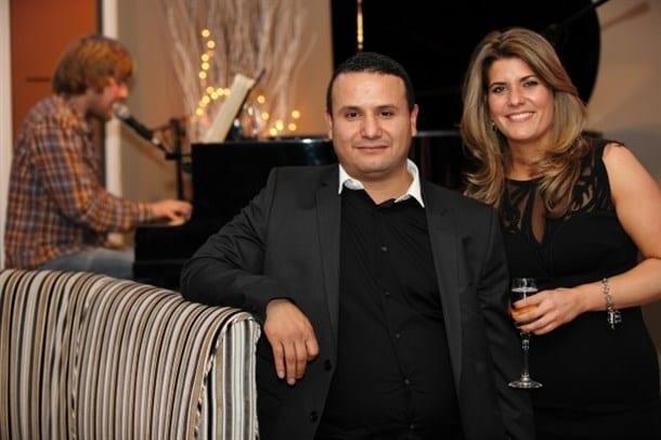 Joe Abid And Jill La Fleur Who Have Opened The Boogie Piano Bar 640X426