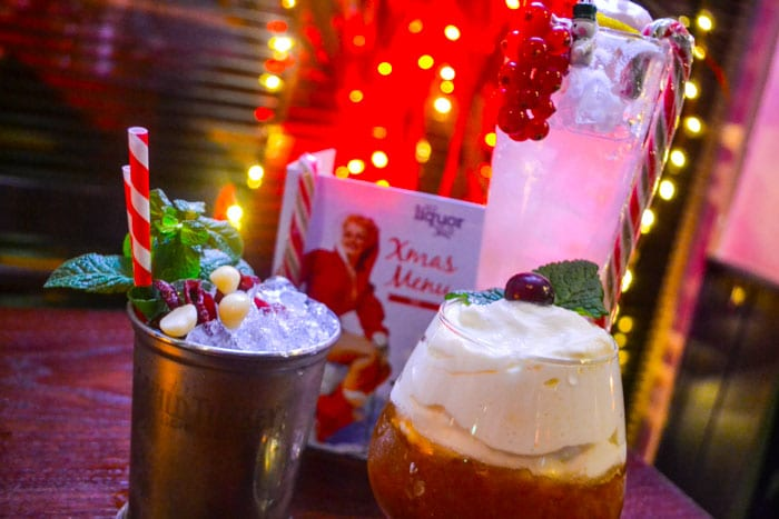Pudding, Marshmallows & Fire - Warm up at The Liquor Store This Christmas I Love Manchester